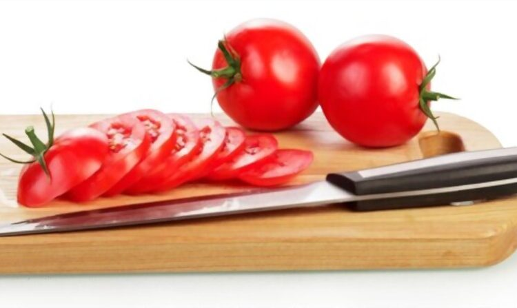 best tomato knife for cutting tomato